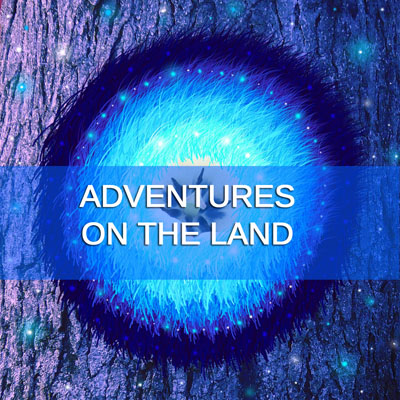 adventures on the land 400