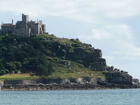 St Michaels Mount, Marazion Cornwall UK